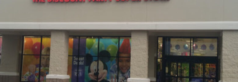 Party City (In Store Shopping, Curbside Pickup, Same Day Delivery)