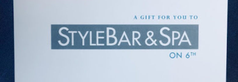 StyleBar and Spa on 6th