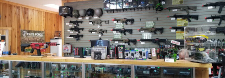CartCon1 Airsoft Field and Pro Shop